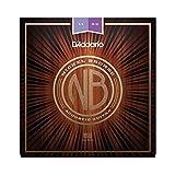 D'Addario Nb1152 Corde Per Chitarra Acoustica, Leggere