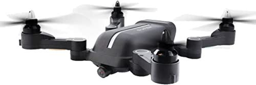Fdragon Drone GPS, Larga duración de la batería 4k5G transmisión de imágenes, Aviones Quadcopter, helicópteros de Control Remoto sin escobillas de Control Remoto sin escobillas