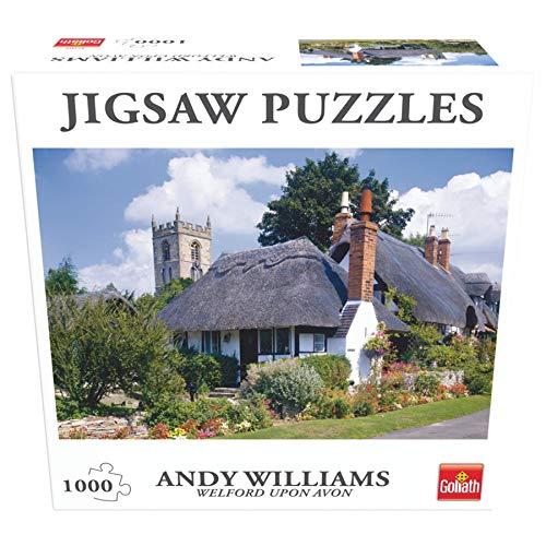 Goliath- Rompecabezas para Toda la Familia Puzzle Paisajes Welford Upon Avon - Inglaterra (71372006)