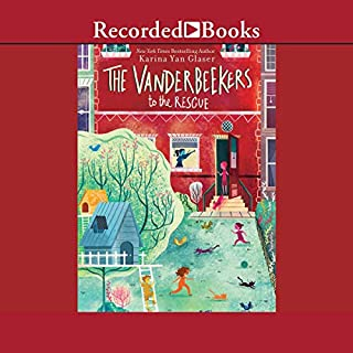 The Vanderbeekers to the Rescue audiobook cover art
