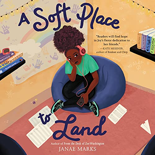 A Soft Place to Land Audiobook By Janae Marks cover art