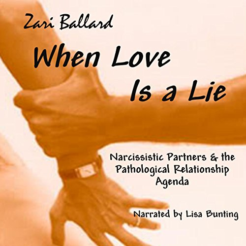 When Love Is a Lie audiobook cover art