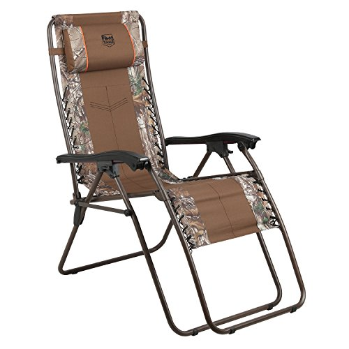 Timber Ridge Baobab Zero Gravity Lounge Chair, Camouflage