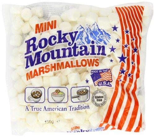 Rocky Mountain Marshmallows Minis 150 g, 6 unidades (6 x