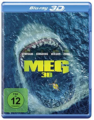 MEG [3D Blu-ray]