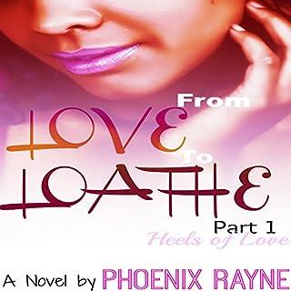 Heels of Love audiobook cover art