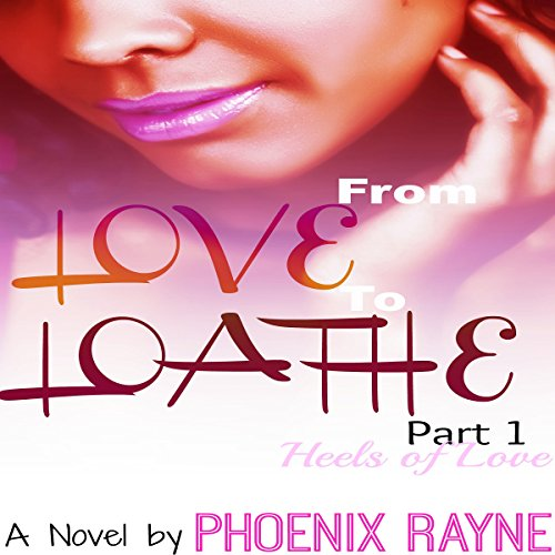 Heels of Love audiobook cover art