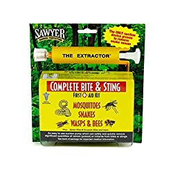 Snake Bite and Sting Extractor