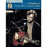 Eric Clapton: Unplugged Guitar Signature Licks. Partituras, CD para Acorde de...