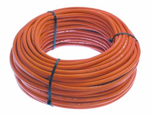 as - Schwabe 10011 Kabel - Leitung - 50m H05RR-F 3G1,5 schwarz, Aussenbereich, IP44