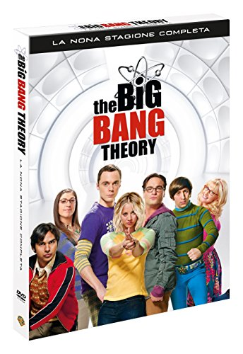 The Big Bang Theory - Stagione 9 (DVD)