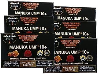 ハニードロップレット マヌカハニーUMF10+ 6箱