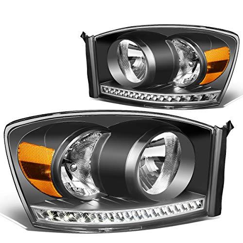06 dodge ram headlight assembly - 8