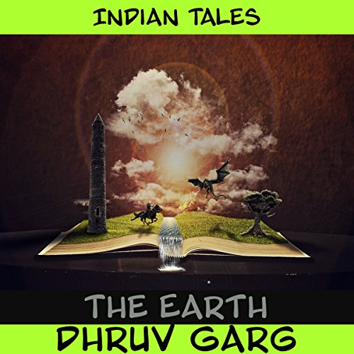 The Earth cover art