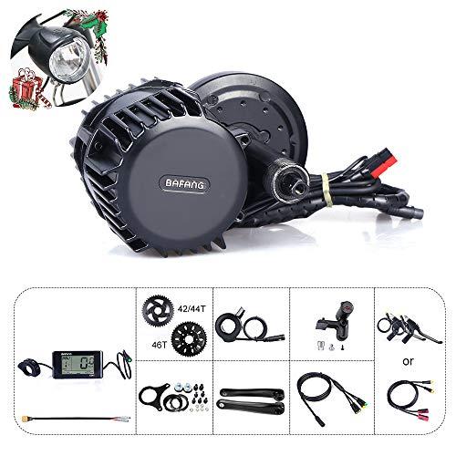 Bafang Electric Bike Motor Kit de conversión de bicicletas BBSHD 1000W Mid Motor Ebike Drive System