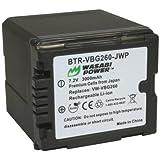 Wasabi Power Battery for Panasonic VW-VBG260 (3000mAh)
