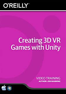 Creating 3D VR Games with Unity - Training DVD