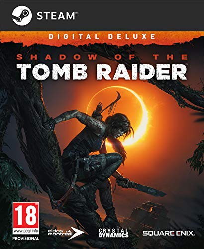 Shadow of the Tomb Raider - Digital Deluxe Edition | Código Steam para PC