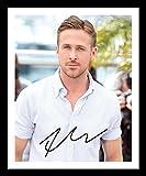 Ryan Gosling Autogramme Signiert Und Gerahmt Foto