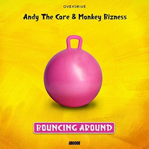 Andy The Core & Monkey Bizness
