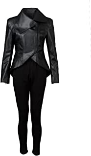 Season 5 Emma Swan Black Coat Cosplay Costume Only Jacket mp003080