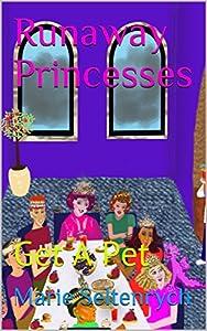 Runaway Princesses 5巻 表紙画像