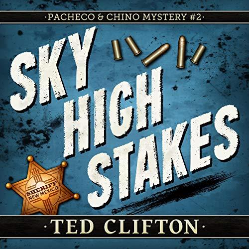 『Sky High Stakes』のカバーアート