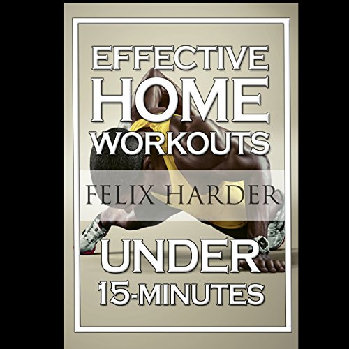 15-Minute Effective Home Workouts cover art