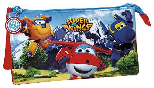 Super Wings kit da viaggio, 22 cm, 1.32 liters, Multicolore