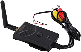 Syst/ème de capteurs d/'aide au stationnement Video Parking System   cam/éra grand angle avec sensibilit/é /à la lumi/ère de 0,1 lux   Aplic 10,922 cm moniteur TFT de 4,3 po aide au recul cam/éra de recul