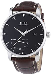 Mido Men's Watches Baroncelli Automatic Power Reserve M8605.4.18.8 - 2 3 Reviews and Order Now!! and review image