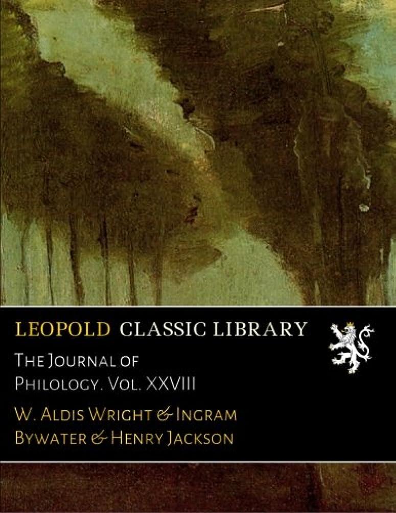 アンペアあらゆる種類の服を洗うThe Journal of Philology. Vol. XXVIII