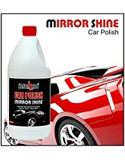 KANGAROO Car Polish Cream Wax High Gloss - 1 L + 1 Foam APPLICATORS
