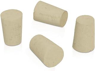 Metaltex 257225 Bouchon Conique en liège 10 pièces, Multicolore, 5 cm