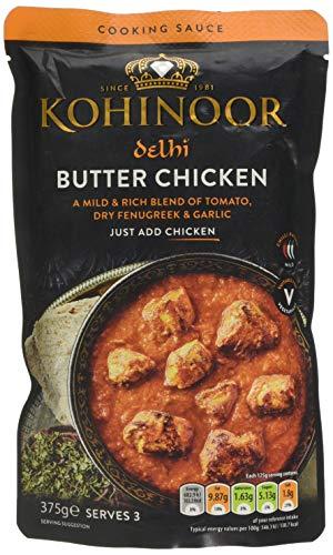 Kohinoor Delhi Butter Chicken Cooking Sauce 375 G