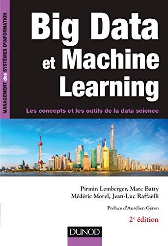 Big Data Et Machine Learning 2e Ed Les Concepts Et Les Outils De La Data Science