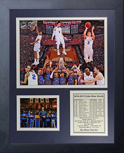 Duke Blue Devils NCAA Framed 8x10 Photograph Team Logo