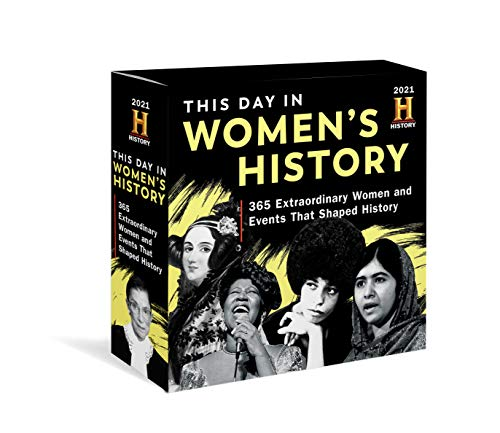 2021 History Channel This Day in Women