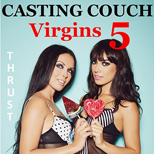 Casting Couch Virgins 5 cover art