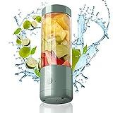orange juicer machine Portable Blender, Personal Size Blender for Shakes and Smoothies, USB...