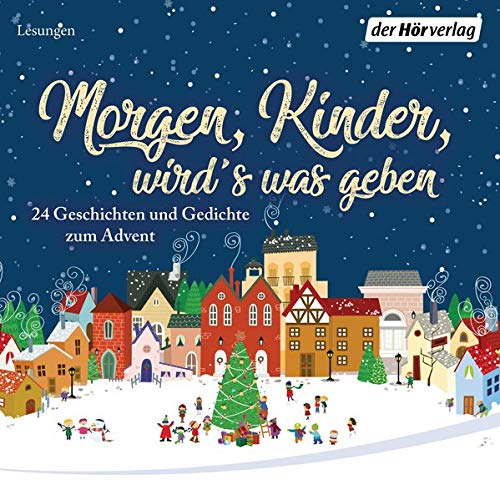 Morgen, Kinder, wird's was geben  By  cover art