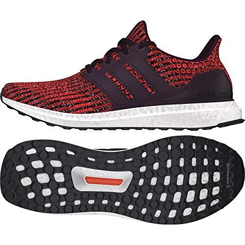 Adidas Ultraboost, Zapatillas de Trail Running Hombre, Rojo (Rojnob/Rojnob/Negbas 000), 38 2/3 EU