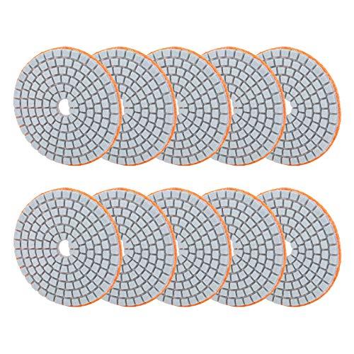 Herramienta de pulido Malla 300 Durable, Respaldo de pulido 3 pulgadas para pulido de cerámica