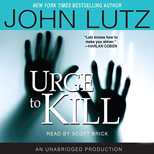 Urge to Kill audiobook cover art