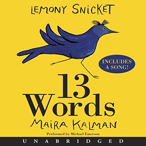 13 Words cover art