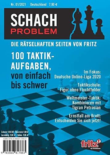 Schach Problem Heft #01/2021: Die rätselhaften Seiten von Fritz