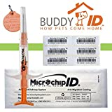 Pro-ID Microchip Pet Microchip Mini CHIP 134KHZ, ISO by Dog Supplies pet tracker Oct, 2020