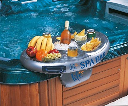 Bandeja Oficiales 'Piscinas SPA Bar Inflable Bañera de