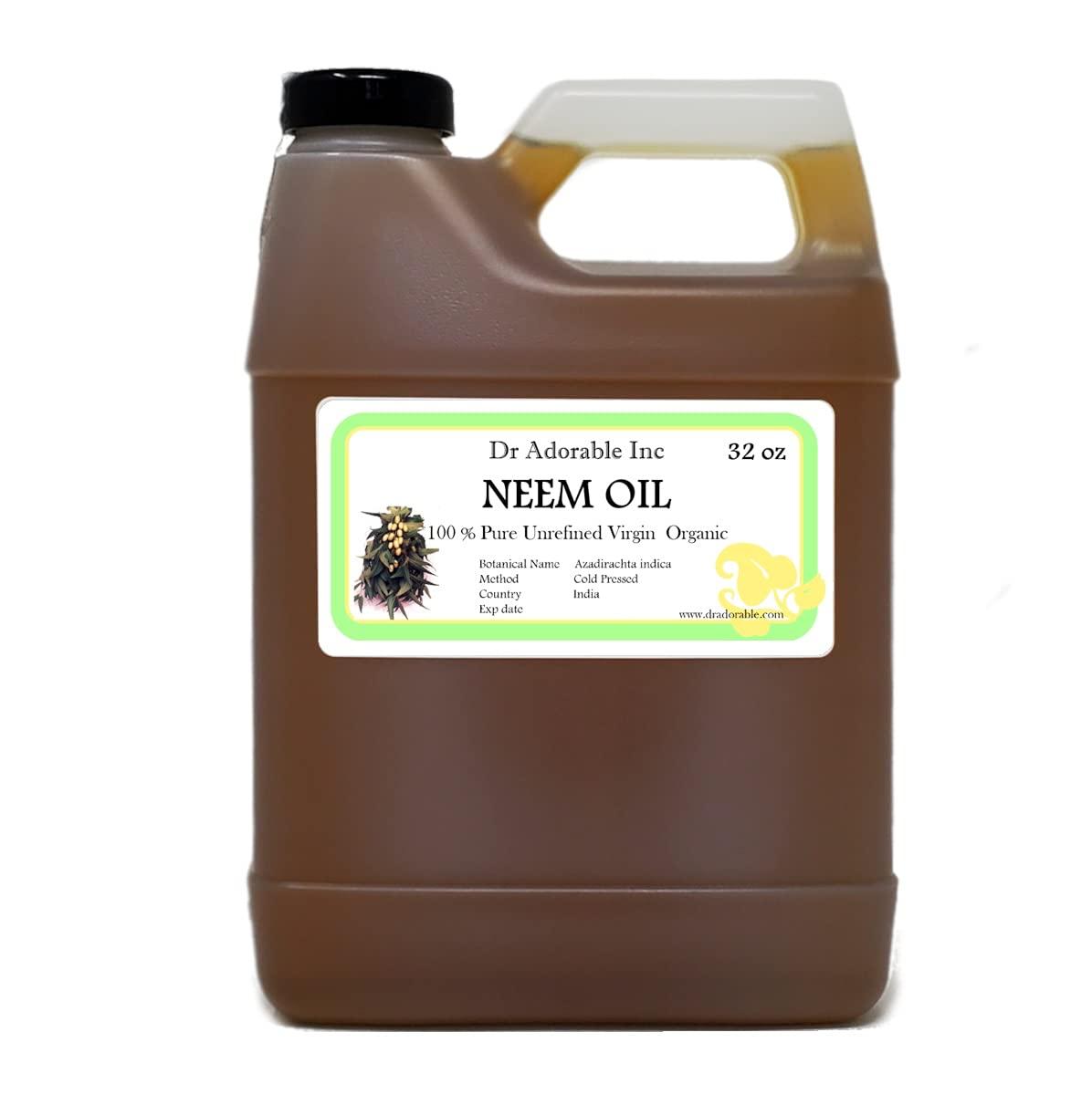 Neem Oil Organic Pure Oz Excellent 32 Quart Max 79% OFF 1