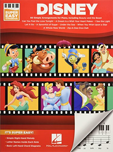 Disney: Super Easy Songbook
